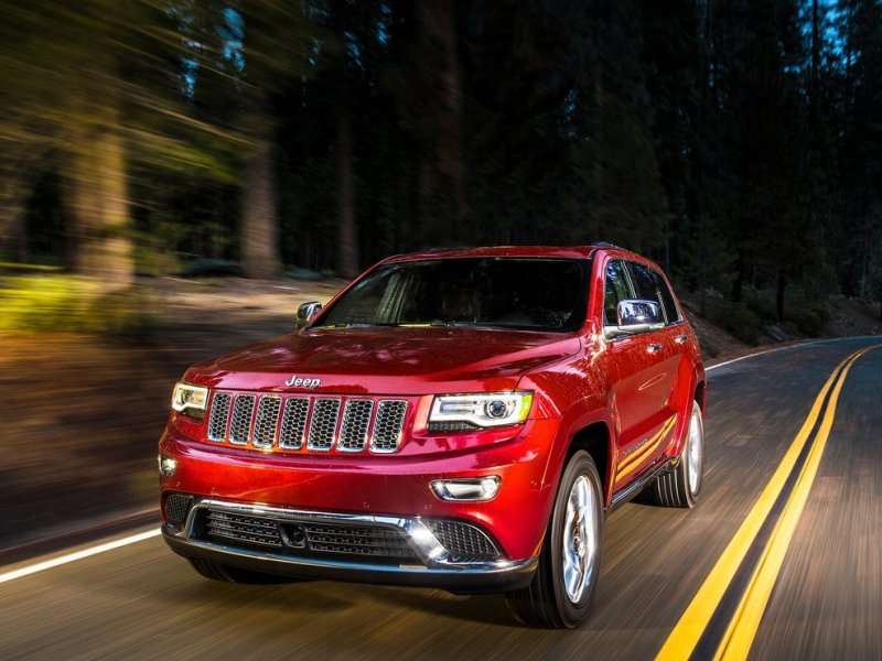 2014 Jeep Grand Cherokee Road Test Amp Review Autobytel Com