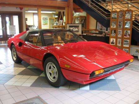 1982 Ferrari 308 GTSi Is Up For Raffle