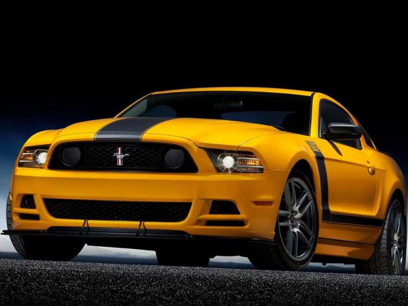 2013 Ford Mustang Boss 302 Road Test & Review