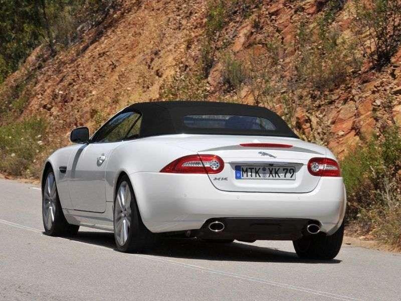 2013 Jaguar XK Road Test & Review
