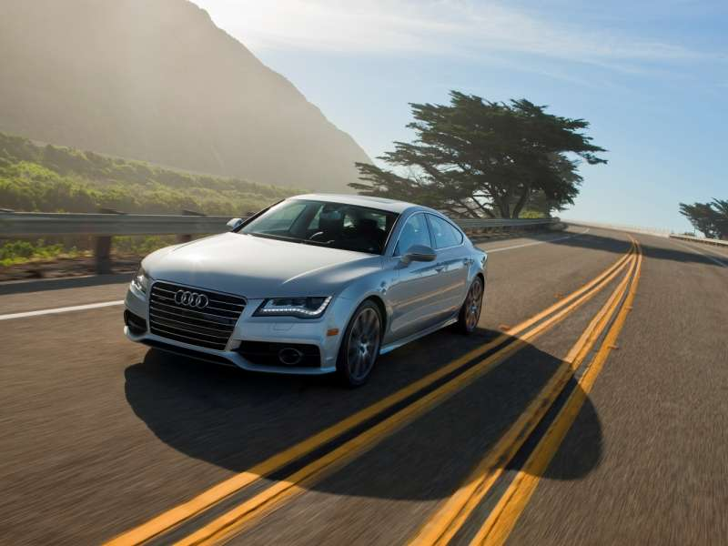 2013 Audi A7 Road Test & Review