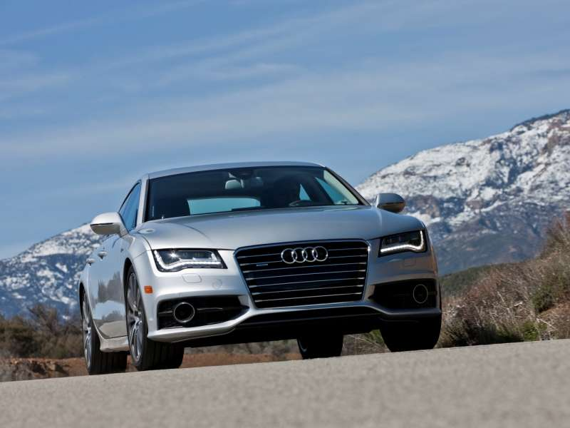 2013 audi a7 road test review. Black Bedroom Furniture Sets. Home Design Ideas