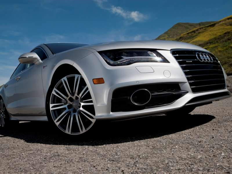 July Auto Sales: Audi Rolls to 31st Straight Monthly Record
