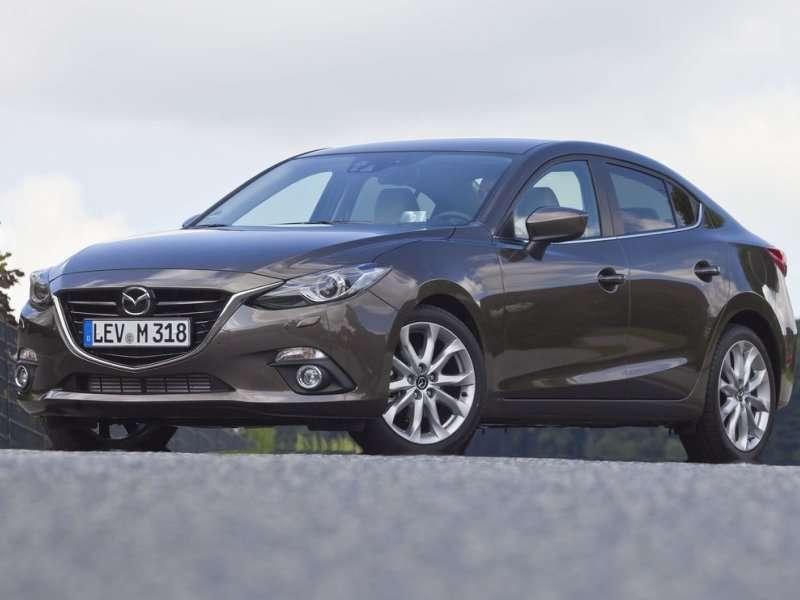 Meet the 2014 Mazda Mazda3