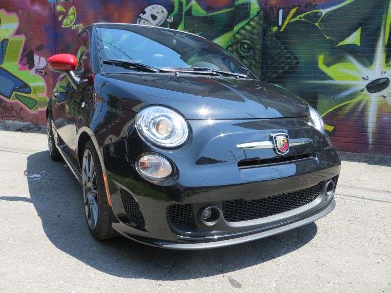 2013 fiat 500c abarth road test and review. Black Bedroom Furniture Sets. Home Design Ideas