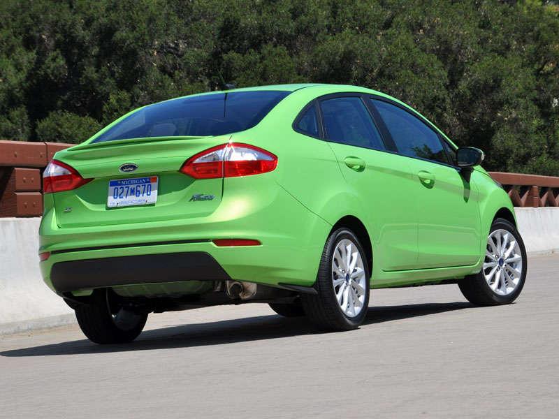 2014 Ford Fiesta Sedan Quick Spin Autobytel Com