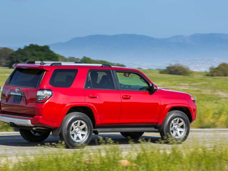 Toyota 4runner V8 Towing Capacity Autos Post