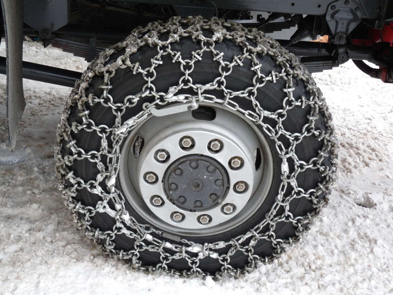 How To Install Tire Chains