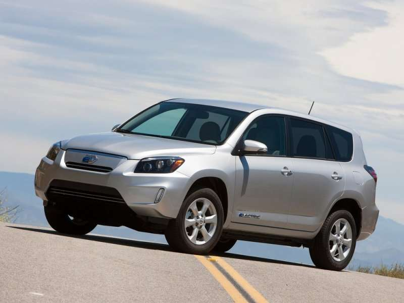Cheap Car Tax For A Toyota Rav