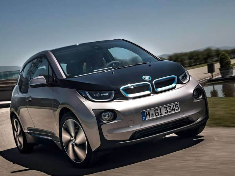 BMW Unveils The i3