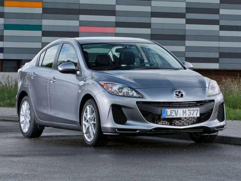 July Auto Sales: Mazda Makes Noise with 29 Percent Jump