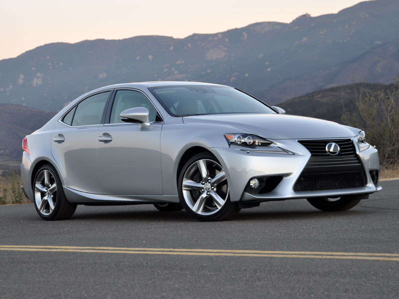 2014 lexus is 350 luxury sport sedan road test and review. Black Bedroom Furniture Sets. Home Design Ideas