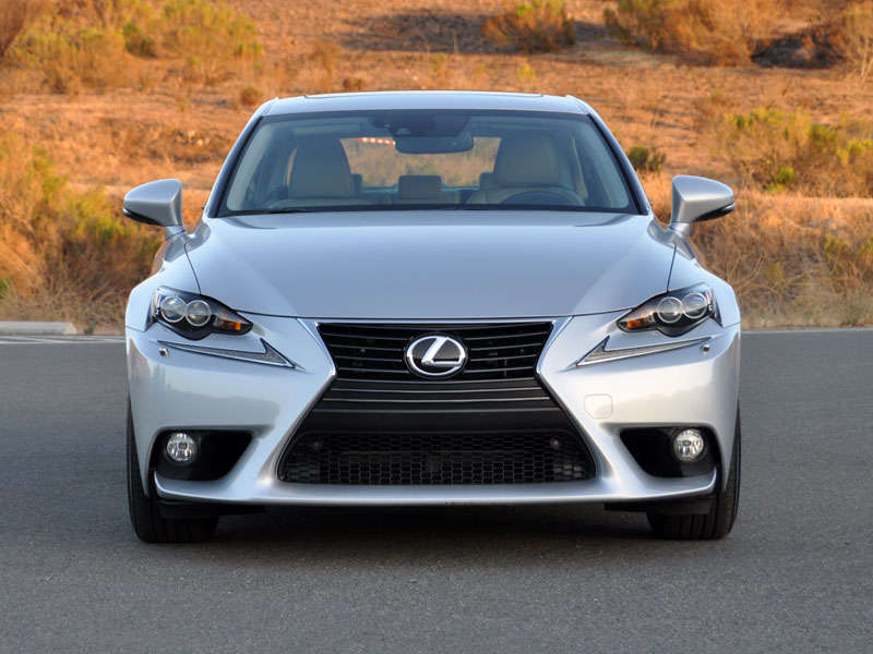 2014 Lexus IS 350 Luxury Sport Sedan Road Test and Review