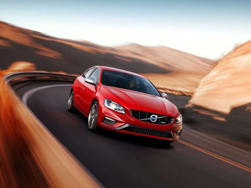 Refreshed 2014 Volvo S60 Cuts Price on R-Design, T6 Models