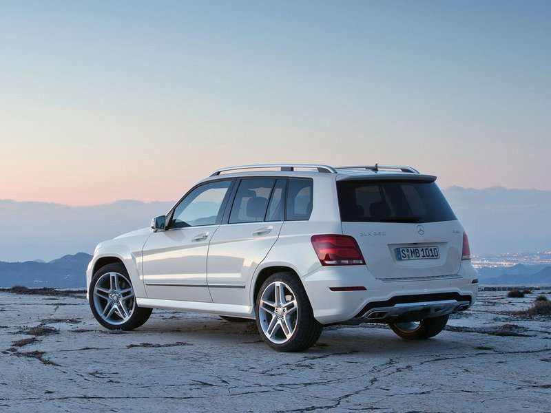 the 2013 mercedes benz glk class offers a more powerful gas engine - 2013 Mercedes Benz Glk Class