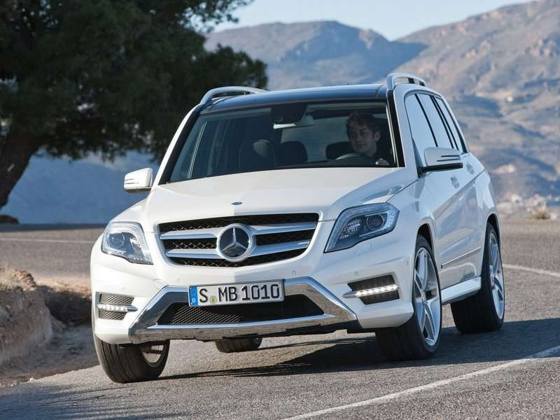 the 2013 mercedes benz glk class can be had with turbodiesel power - 2013 Mercedes Benz Glk Class