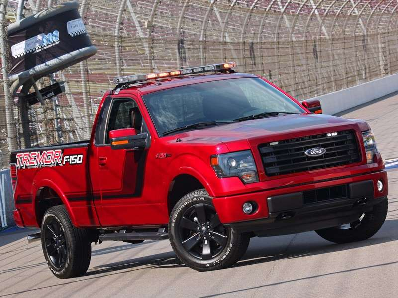 Ford F-150 Tremor to Pace at Michigan International Raceway