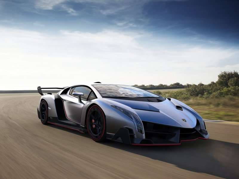 Lamborghini to Show Their First Ever Prototype at Pebble Beach