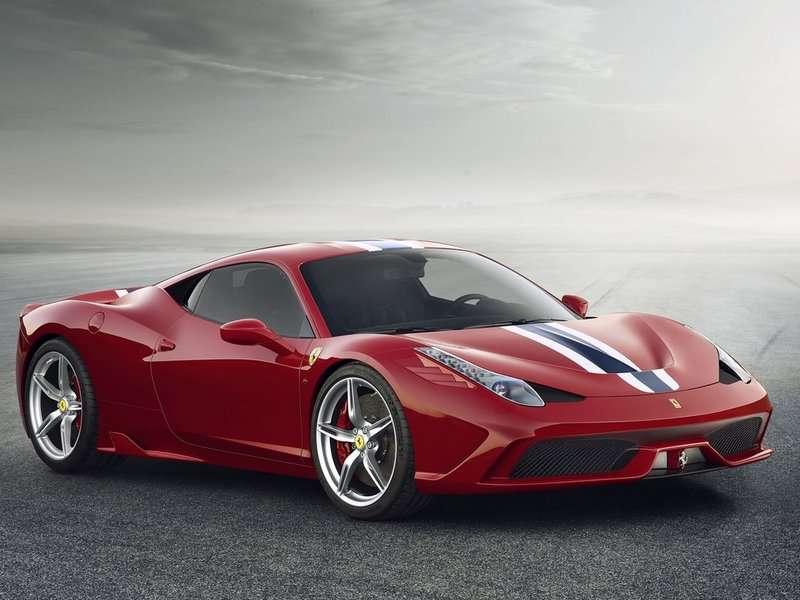 Ferrari Reveals The 458 Speciale