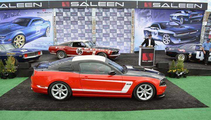 Saleen Introduces The Heritage Collection