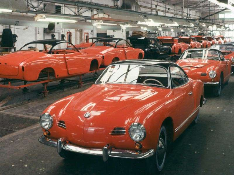 'VW Beetle in a Sports Coat' Turns 60