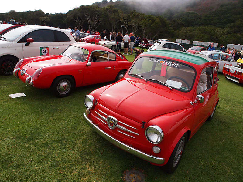 2013 Concorso Italiano in Pebble Beach Photo Gallery