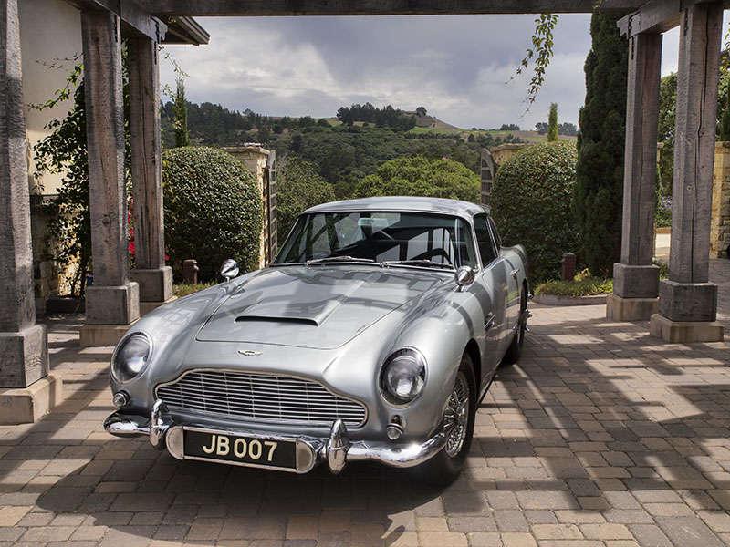 Aston Martin at 2013 Pebble Beach Photo Gallery