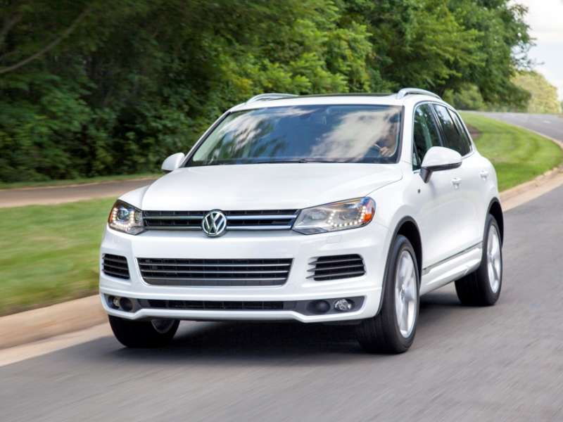 10 Things You Need To Know About The 2014 Volkswagen Touareg