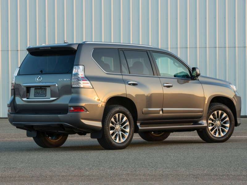 2014 Lexus GX 460 Gets a Facelift and a Price Cut