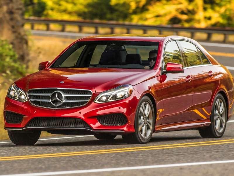 2014 Mercedes-Benz E250 BluTec 4Matic Road Test & Review