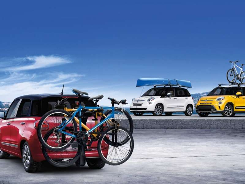 New Mopar Accessories Revealed for 2014 Fiat 500L