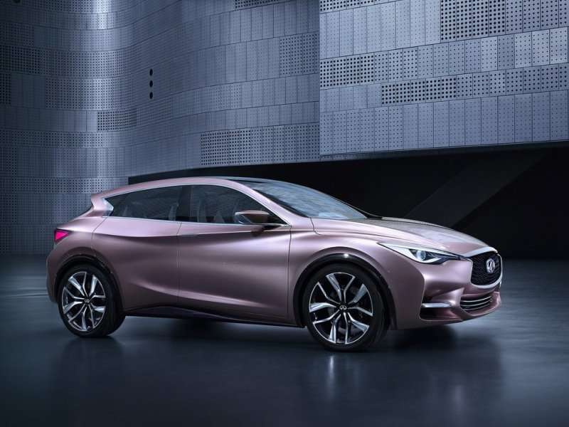 Infiniti Q30 Concept Promises 'Radical Shift' in Premium Compacts