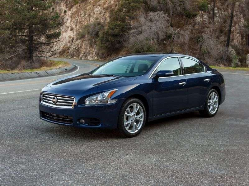 Pricing for 2014 Nissan Maxima Holds Steady at $31,000