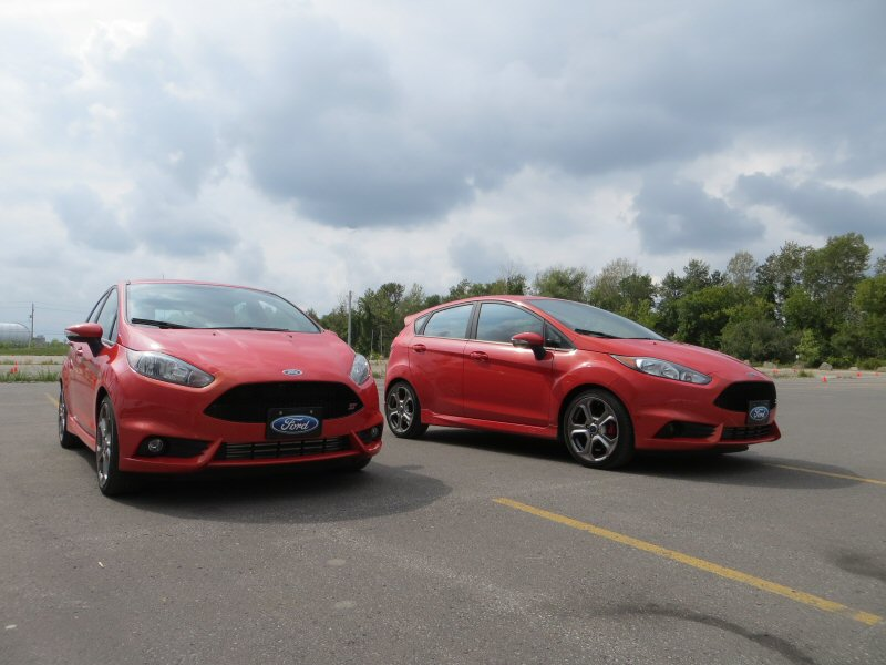 Track-Driven: 2014 Ford Fiesta ST