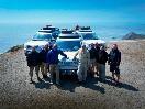 Land Rover Expedition Team Crosses U.S. via Trans-America Trail