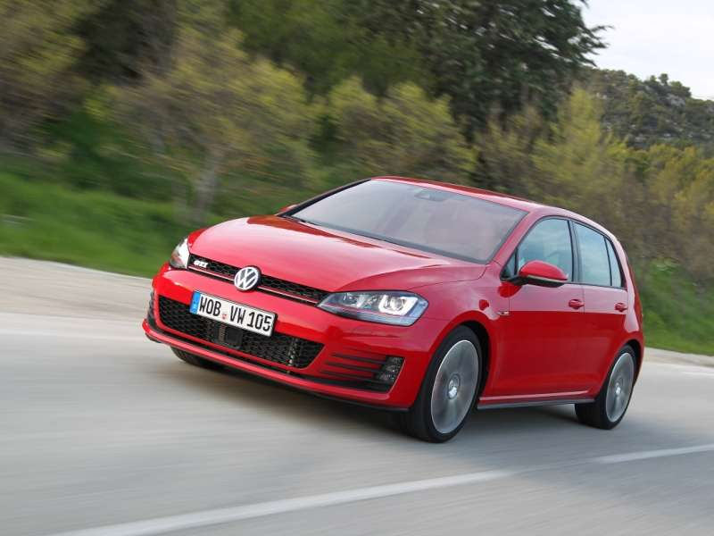 2015 Volkswagen GTI First Drive Review