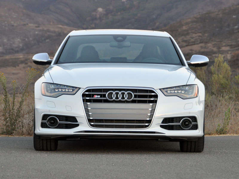 2013 Audi S6 Sport Sedan Road Test and Review