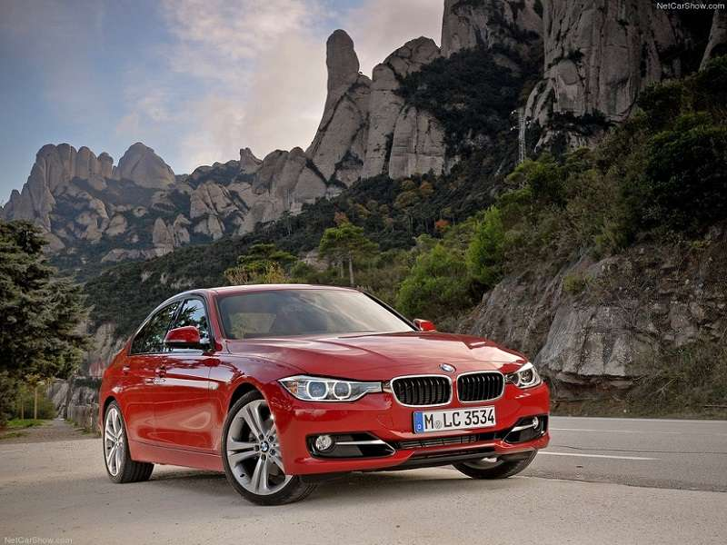 August Auto Sales: 3-Series Leads The Way For BMW