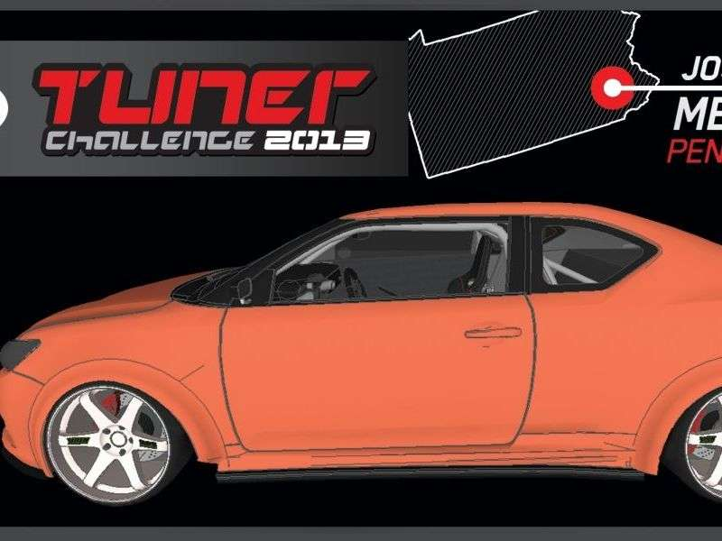Scion Announces Finalists For Their 2013 Tuner Challenge