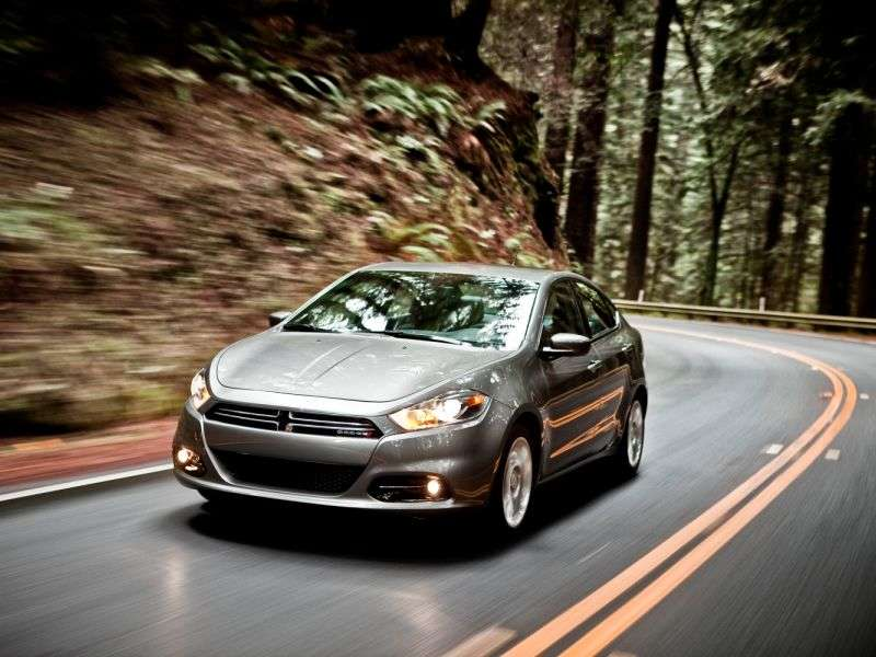 2014 Dodge Dart Now an Easier Choice than Ever