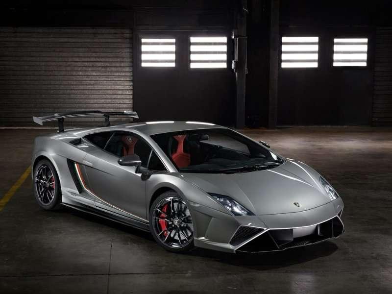 Frankfurt Motor Show: Lamborghini Gallardo LP570-4 Squadra Corse