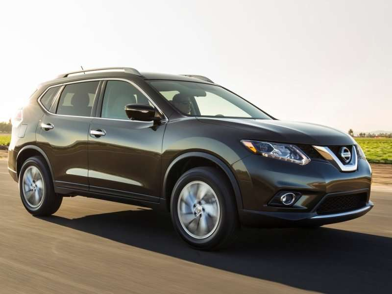 All-new 2014 Nissan Rogue Offers Reservations for Seven