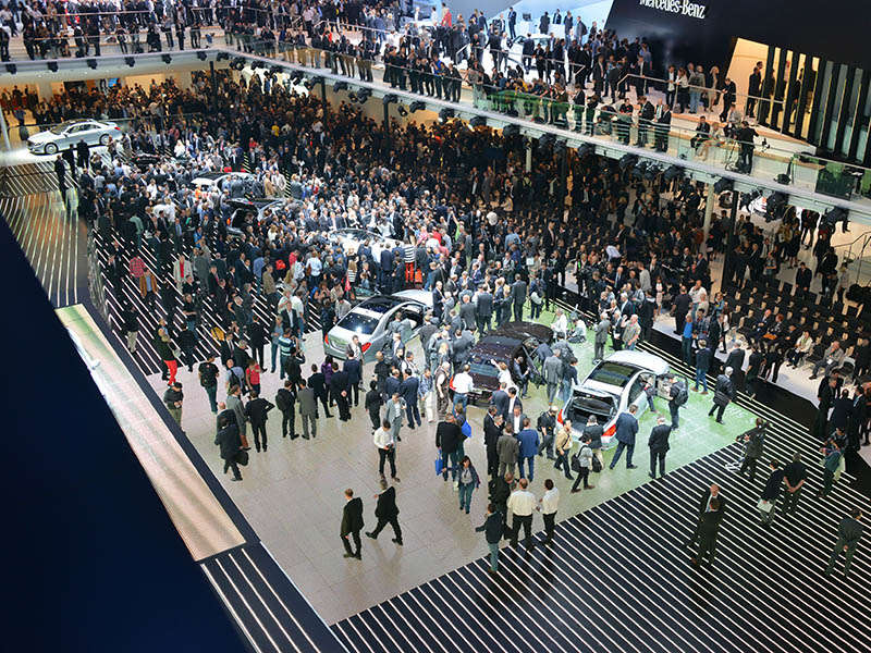 Frankfurt Auto Show in Pictures 2013
