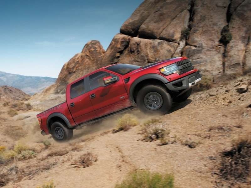 Ford Increasing Production Of The 2014 Raptor