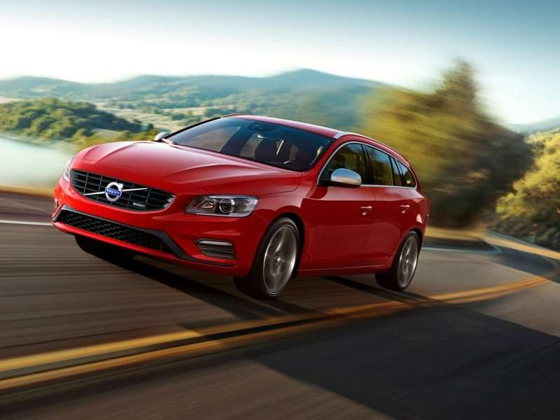 2014 Volvo V60 to Offer New 4-Cylinder Turbo
