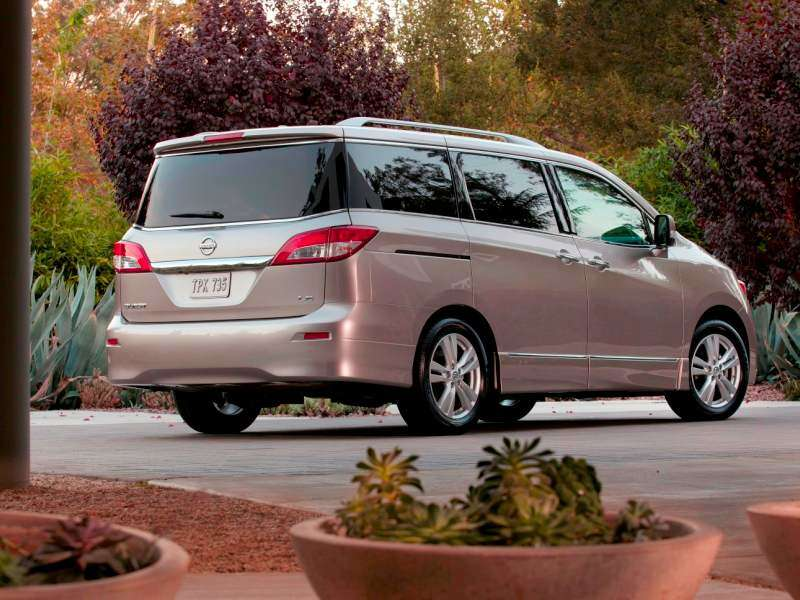 Pricing Unchanged for 2014 Nissan Quest