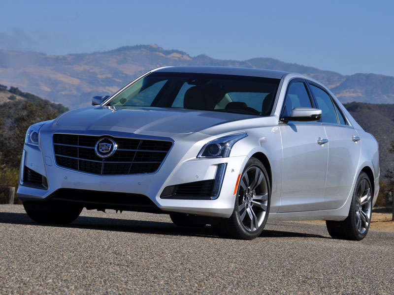 2014 Cadillac CTS First Drive: Introduction