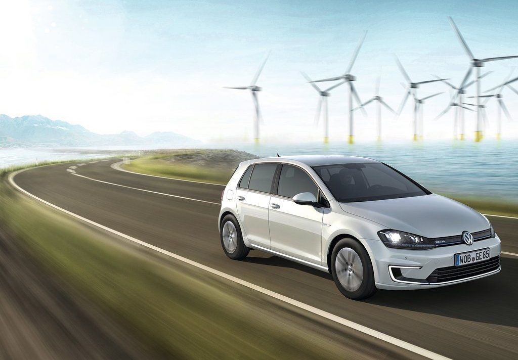 Volkswagen Named No. 1 Auto Group for Sustainability