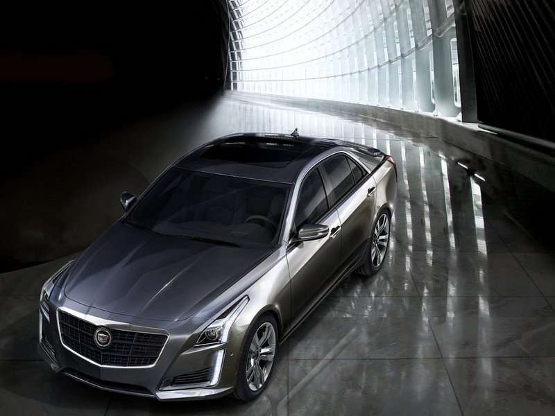 The Sound and the Fury: Engineers Tune 2014 Cadillac CTS for Both