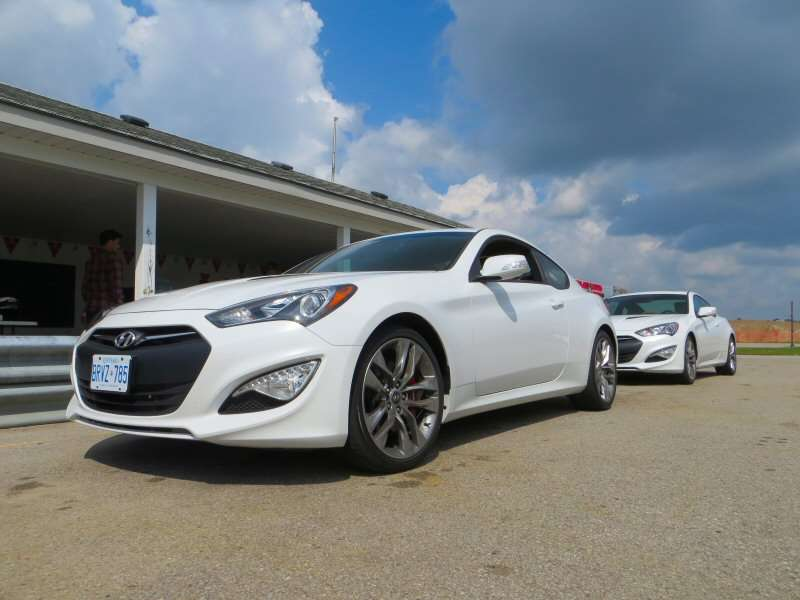 Track-Driven: 2013 Hyundai Genesis Coupe 3.8 Track